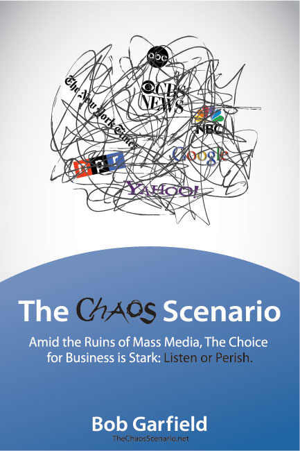The Chaos Scenario cover image