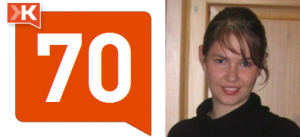 Megan Berry on Klout