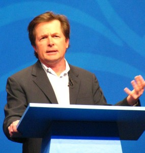 Michael J. Fox at Lotusphere 2012