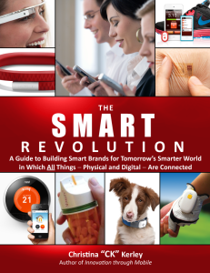 Smart Revolution E-Book Cover