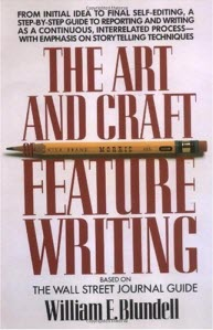 The Art and Craft of Feature Writing cover