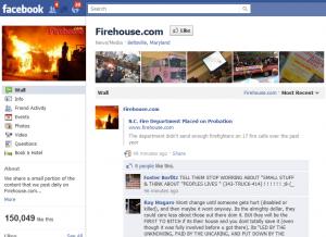 Firehouse.com on Facebook