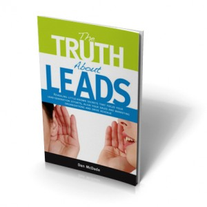 Truth About Leads Soft Cover