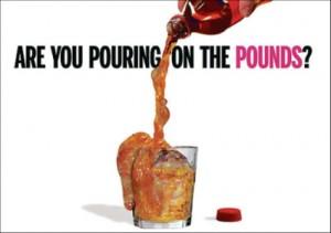New York City anti-obesity ad