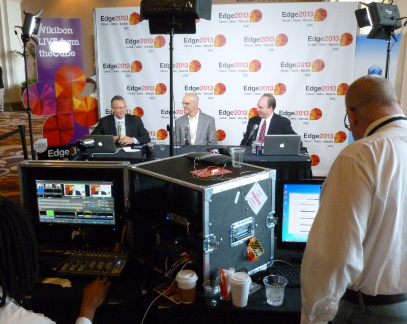 TheCUBE at the IBM Edge Conference