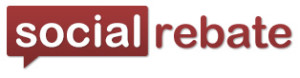 Social Rebate logo
