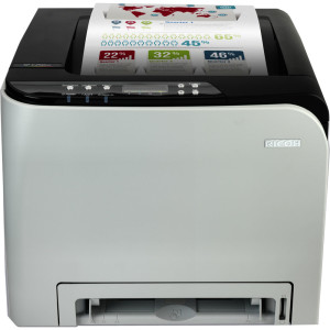 ricoh-spc250dn color laser printer
